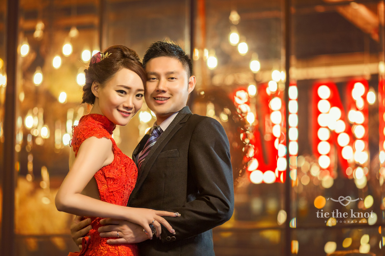 Alex & LiuChang PreWedding